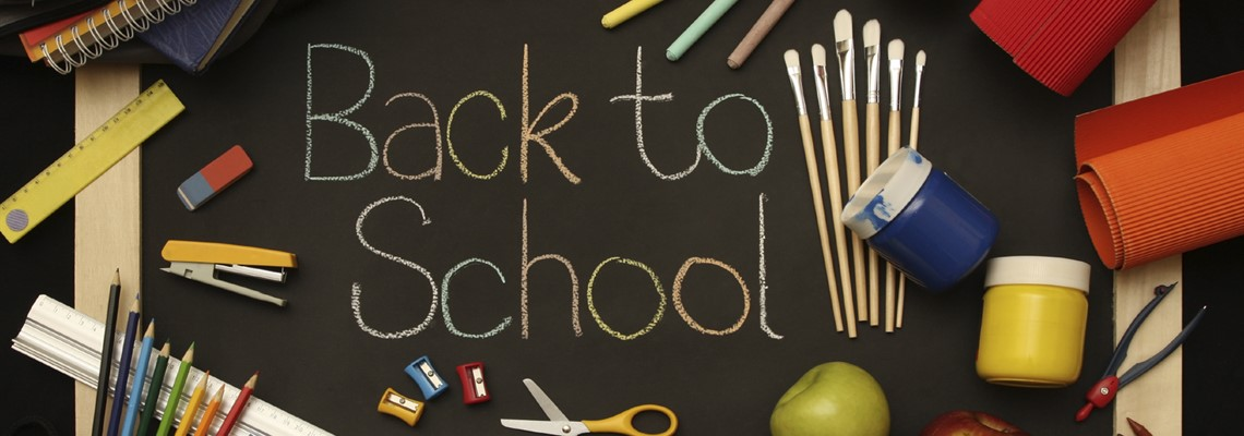 First Day of School August 28