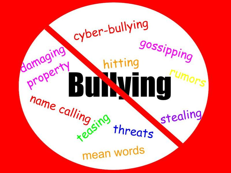 No Bullying Image